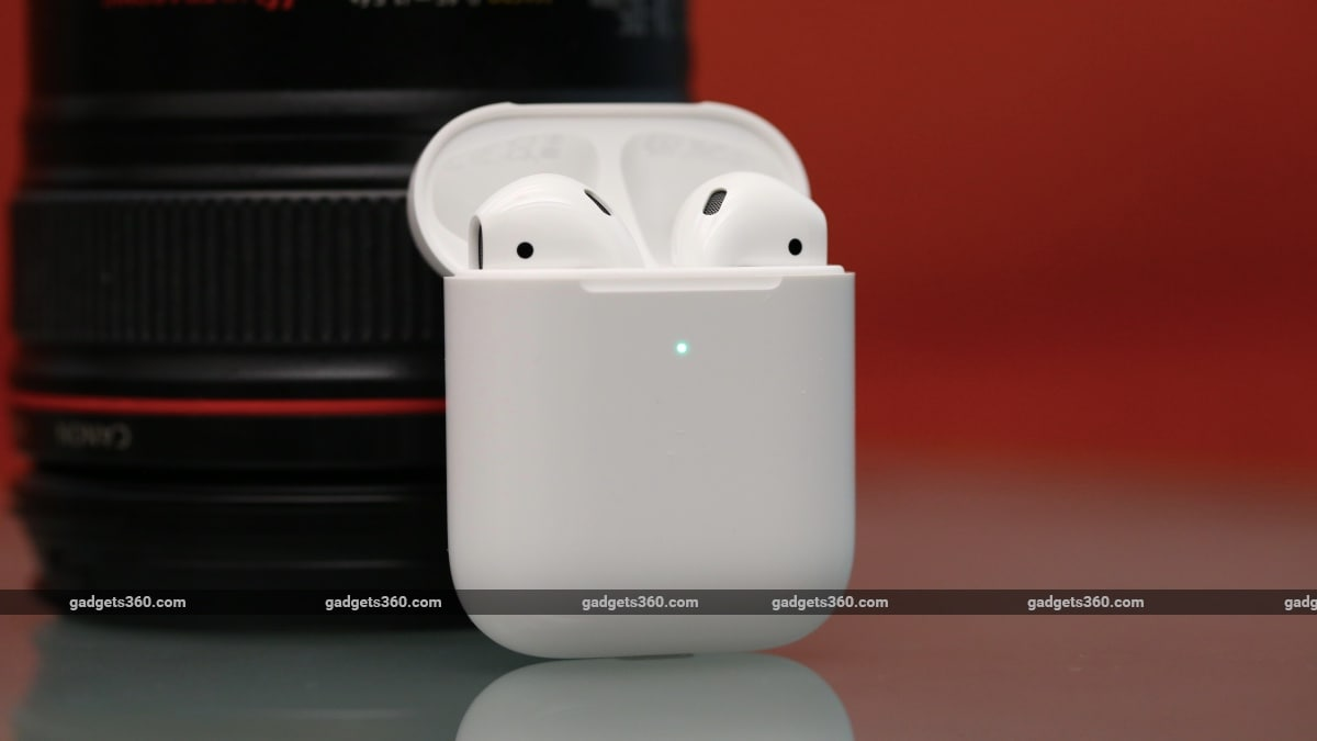 Apple Airpods 2nd Gen Vs Samsung Galaxy Buds Vs Jabra Elite 75t The Best True Wireless Earphones Under Rs 15 000 Ndtv Gadgets 360