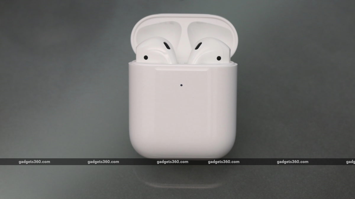 cdf67f9ab5d Apple AirPods (2nd Gen) Review | NDTV Gadgets360.com