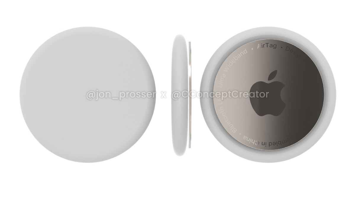 Photo of Apple AirTags Tipped to Launch Soon, May Come in Two Sizes
