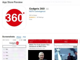 Apple App Store Debuts iOS-Like Web Interface