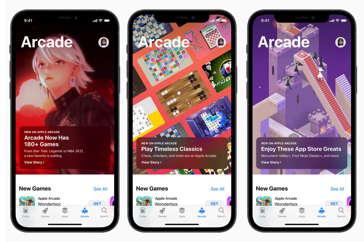 Apple Arcade Adds 30 New Games, Two New Game Categories