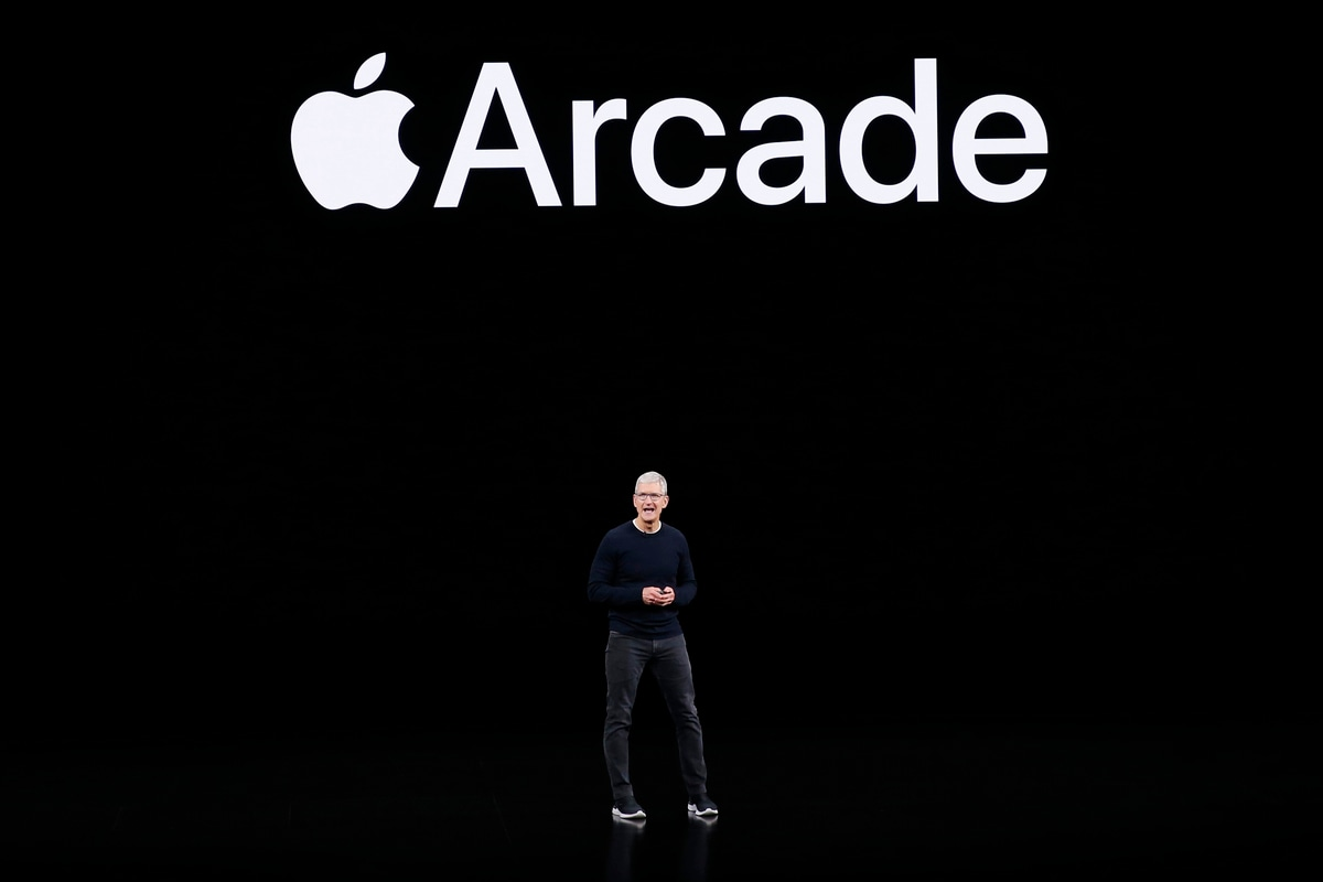 Apple's Arcade Seeks to Upend Another Business Model