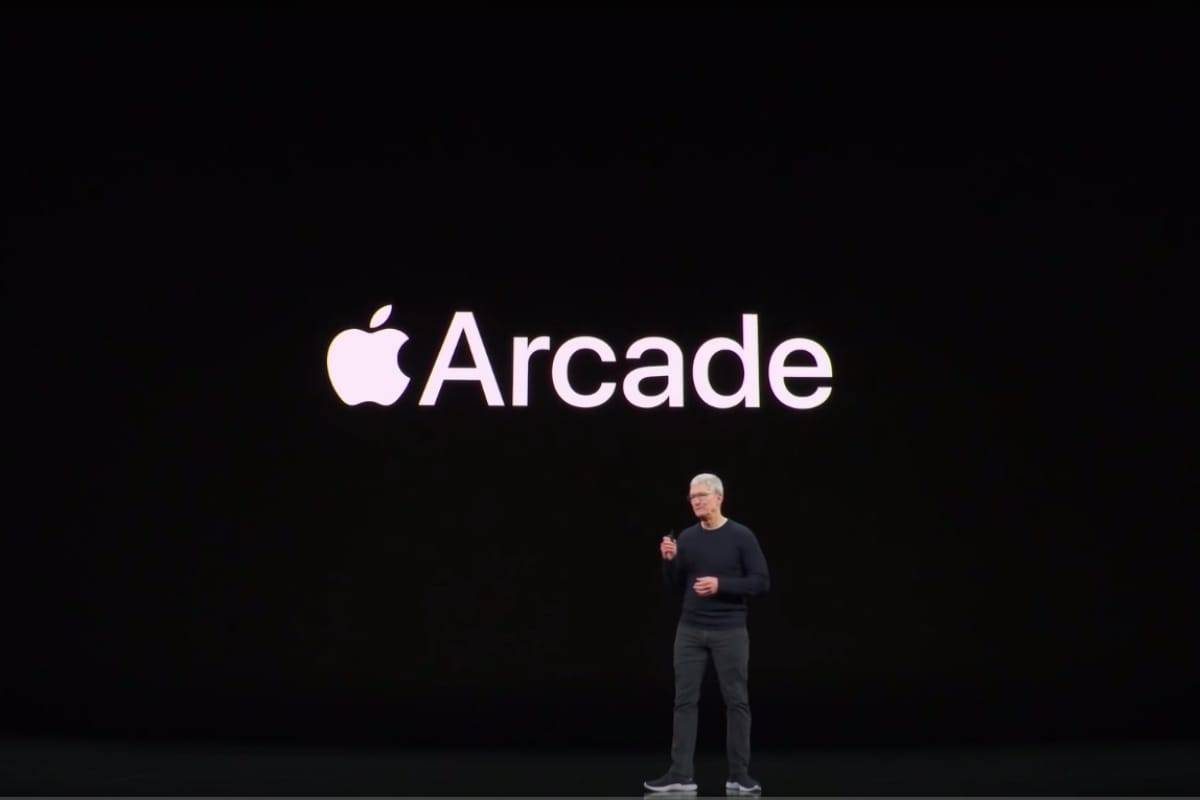 Apple Arcade is already here