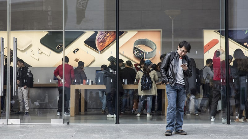Apple Products Are Getting More Expensive. Here's Why.