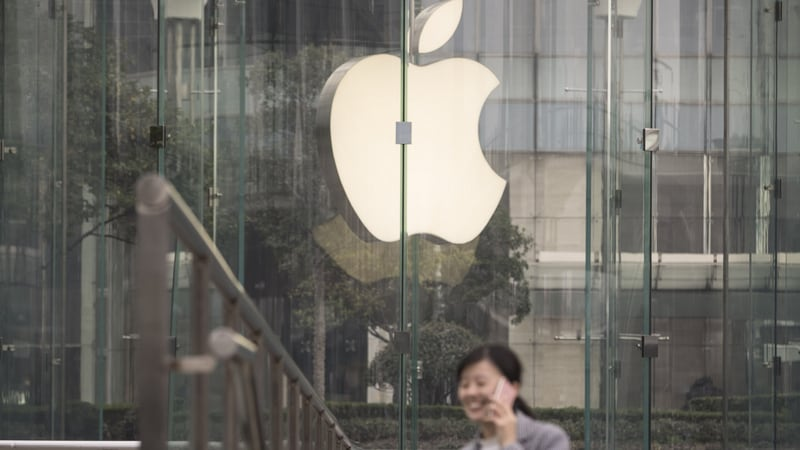 Apple's Stark Warning May Be Ominous News for China
