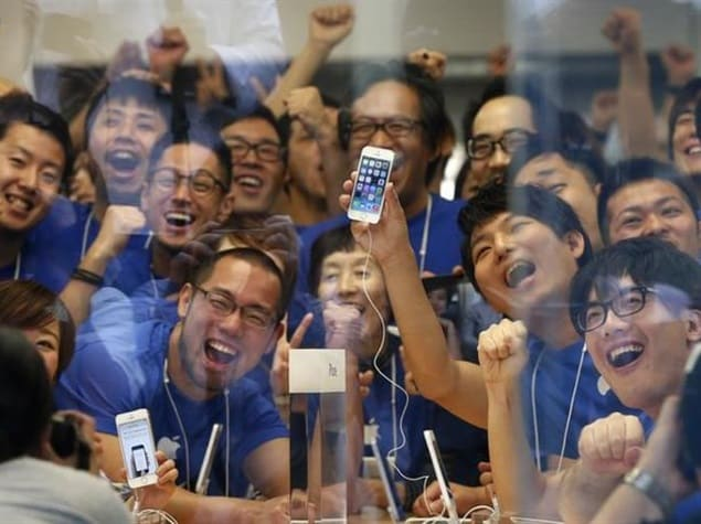 Apple has appointed a senior executive to manage its business in China