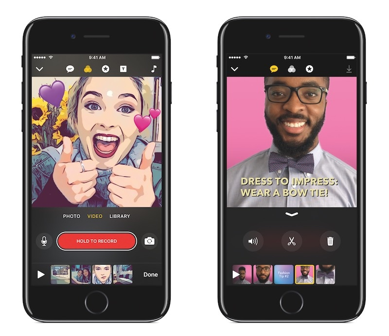 Apple's New Clips App Wants to Make It Easy to Create Multi-Clip Videos