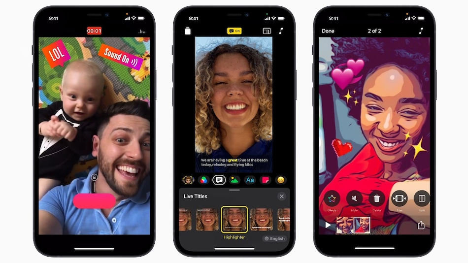 Apple's Clips App Gets a Big Update, Includes Support for Vertical Videos, Refreshed Interface