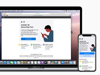 Apple Releases COVID-19 Screening App, Website: All You Need to Know