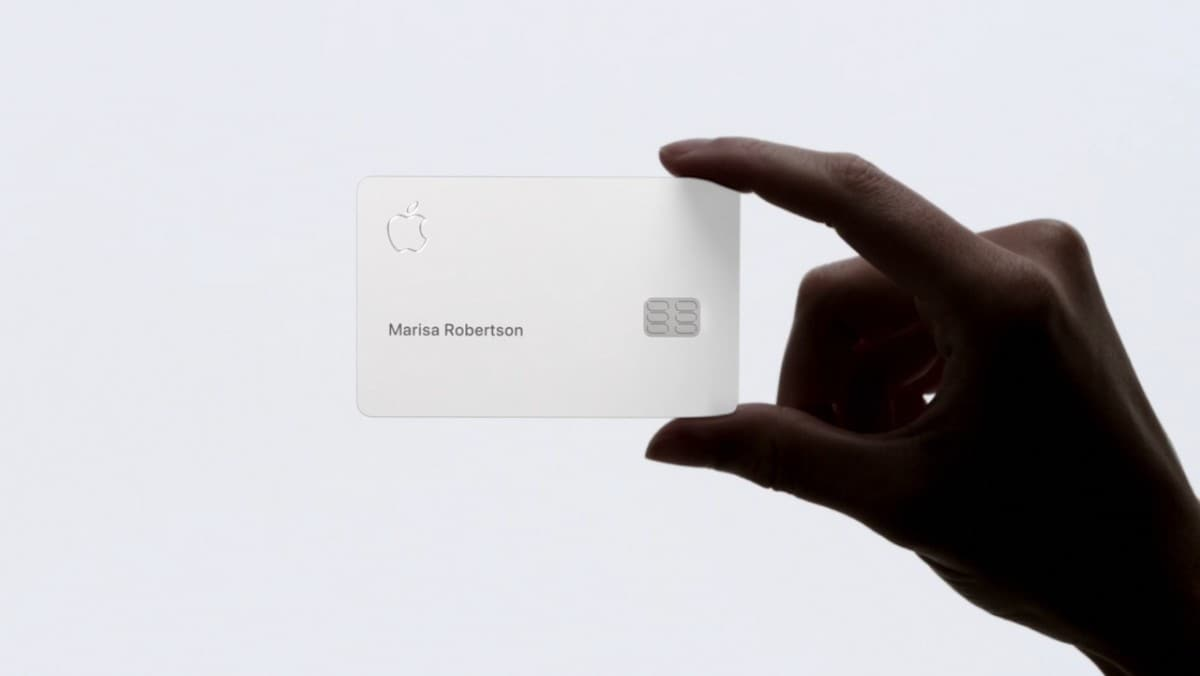 Apple Debuts Credit Card as It Readies TV+ Launch