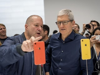Apple Designer Jony Ive Is 'Zealous' Over the Tech Giant's Most Personal Device