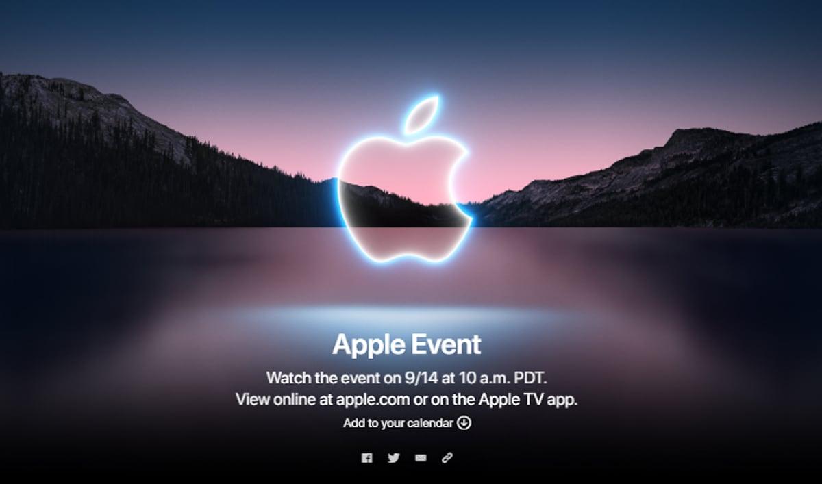 Apple Event Updates: iPhone 13, Watch Series 7, New iPad Models Arrive