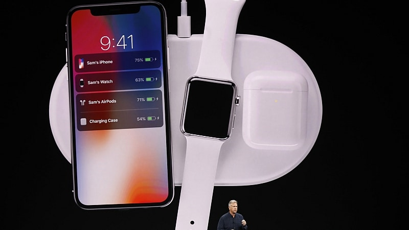 Apple AirPower Wireless Charging Pad Unveiled, Will Launch in 2018