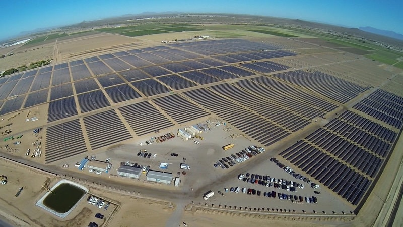 Apple's facilities now completely run on clean energy