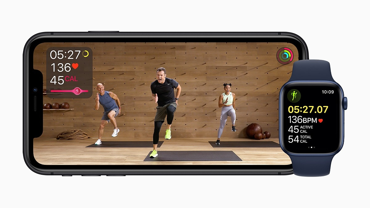 apple fitness plus apple