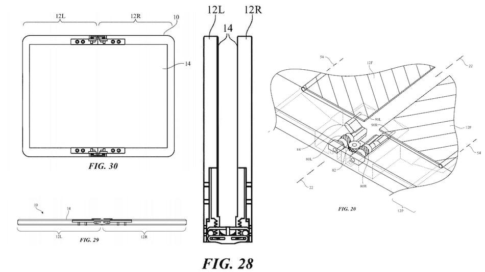 Apple Foldable Phone Hinge Patent Spotted on USPTO Trademark Site
