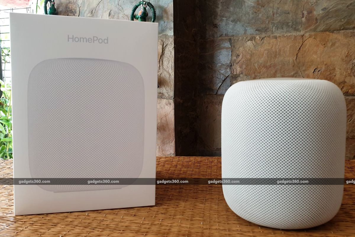 apple homepod image gadgets 360 Apple HomePod  HomePod  Apple