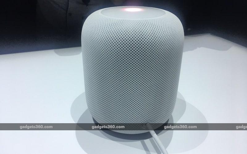 WWDC 2017: Apple Unveils HomePod, Its Siri-Powered Smart Home Speaker