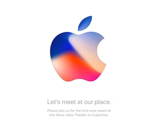 iPhone 8 Launch Date Is September 12 as Apple Sends Media Invites; iPhone 7s, iPhone 7s Plus Also Expected
