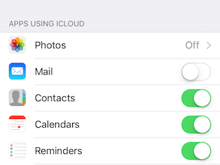 iOS 10.3 Bug Activated Disabled iCloud Services for Some Users, Says Apple