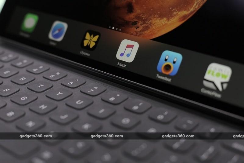 apple ipad pro 10.5-inch keyboard gadgets360 iPad Pro 10.5-inch