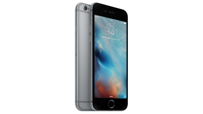 dd1b2178174f50 iPhone 6 32GB Space Grey Variant Now Available in India at Rs. 28,999