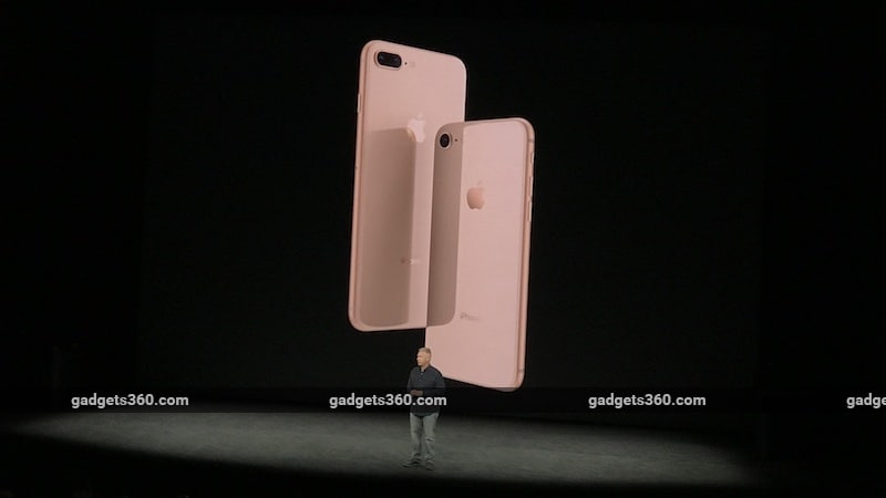 Iphone 8 Iphone 8 Plus Launched Price In India Starts At Rs