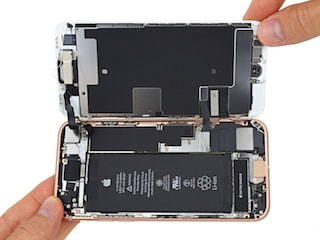 iPhone 8 Teardown Reveals Smaller Battery, 2GB of LPDDR4 RAM: iFixit