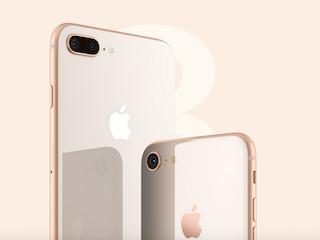iPhone 8, iPhone 8 Plus Take Top Spots in DxOMark Camera Rankings