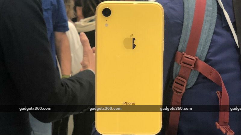 Apple iPhone XR Reportedly Shifting Production to Foxconn From Pegatron Due to Manufacturing Issues
