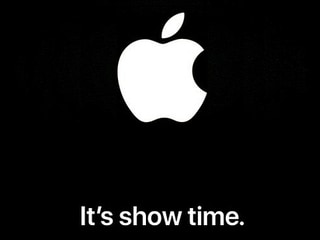 Apple Sends 'It's Show Time' Invites for March 25 Event, Streaming Service Launch Expected