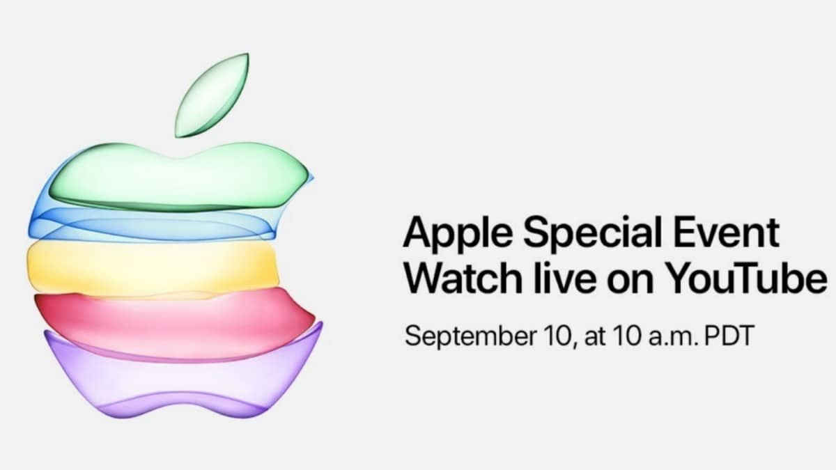 iPhone Launch Event on September 10 to Be Live Streamed on