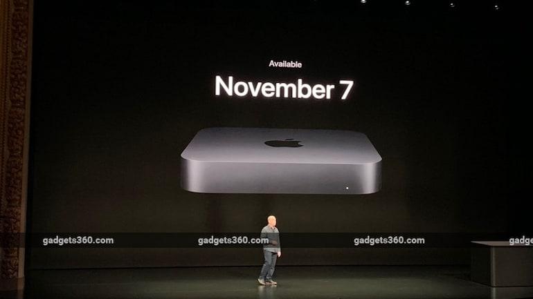 Apple Mac Mini 2018 लॉन्च, भारत में यह होगी शुरुआती कीमत