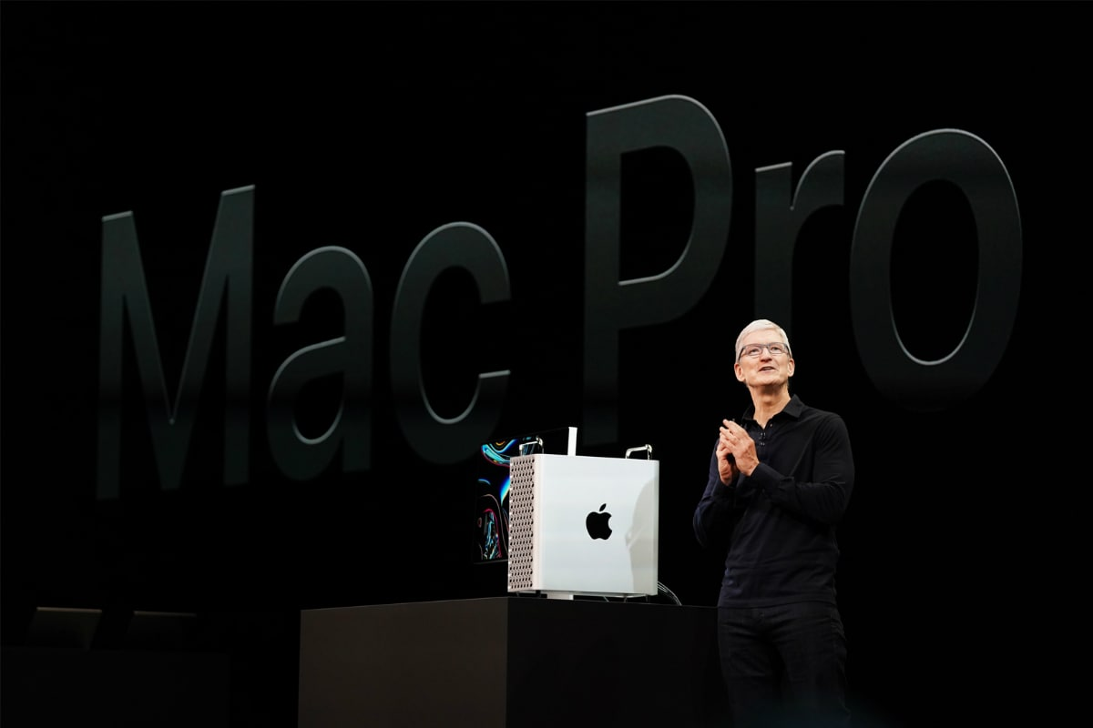 New Mac Pro Orders Open December 10 in the US