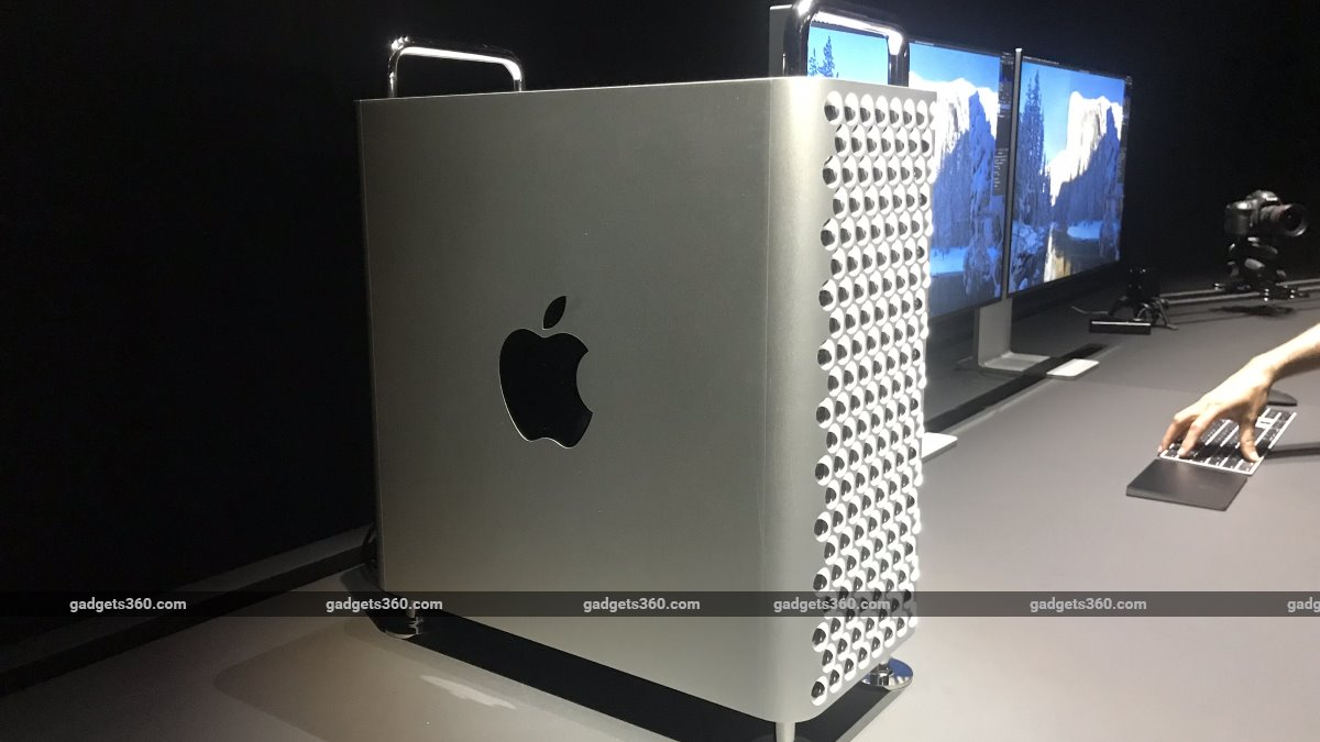 New Apple Products 2019 WWDC 2019: New Mac Pro With Modular Design Unveiled Alongside 6K