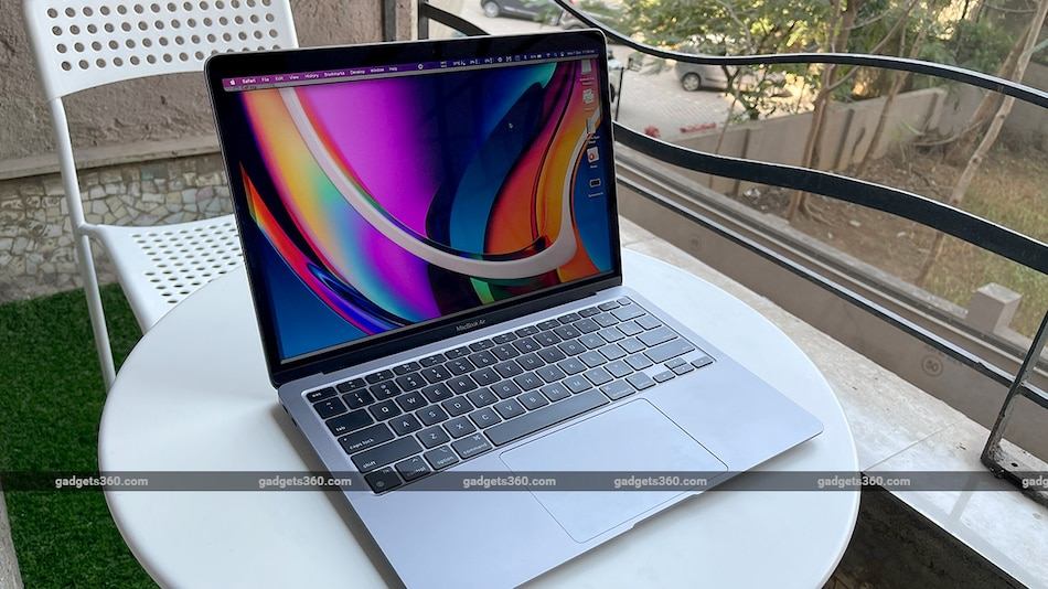 MacBook Air With a Colourful Design, Apple M2 Chip Tipped to Launch in First Half of 2022
