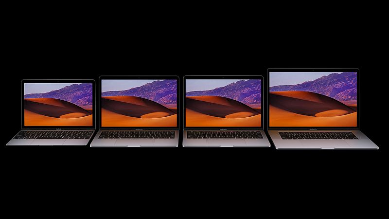 WWDC 2017: Entire MacBook Lineup Refreshed, New 13-Inch MacBook Pro Configuration Unveiled