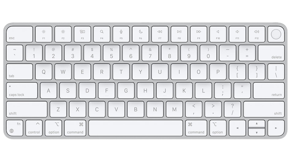Apple Starts Selling Magic Keyboard With Touch ID as a Standalone Offering, No Longer Exclusive to M1 iMac