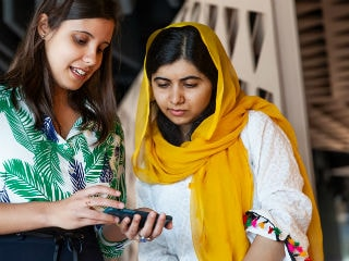Apple Increases Support for Malala Fund to Advance Girls' Education