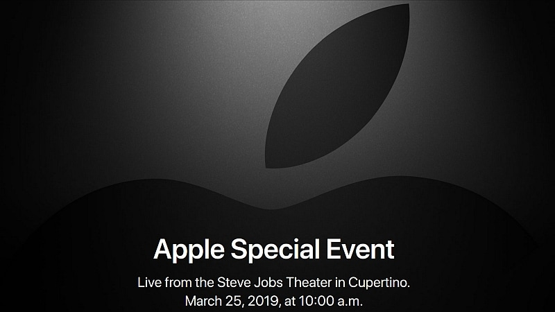 Apple Event Live Updates: Apple Set to Launch Netflix-Like Video Streaming Service
