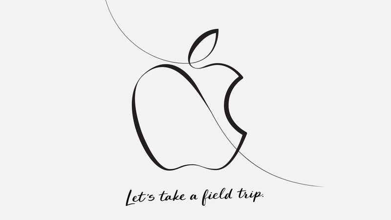 Apple Schedules Education-Focused Event for March 27