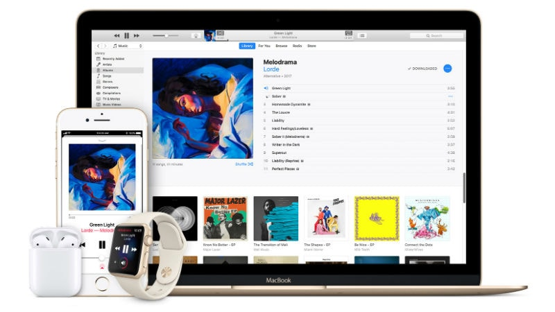 Apple Music Gains Embeddable Web Widget