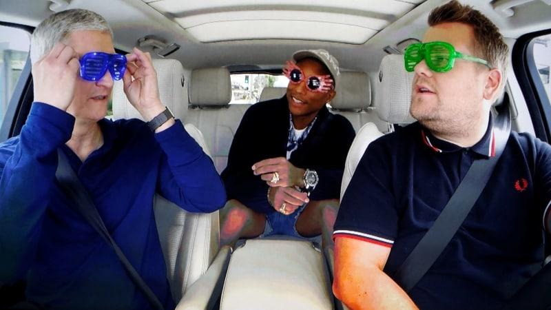Apple Music Sets August 8 as New Release Date for Carpool Karaoke