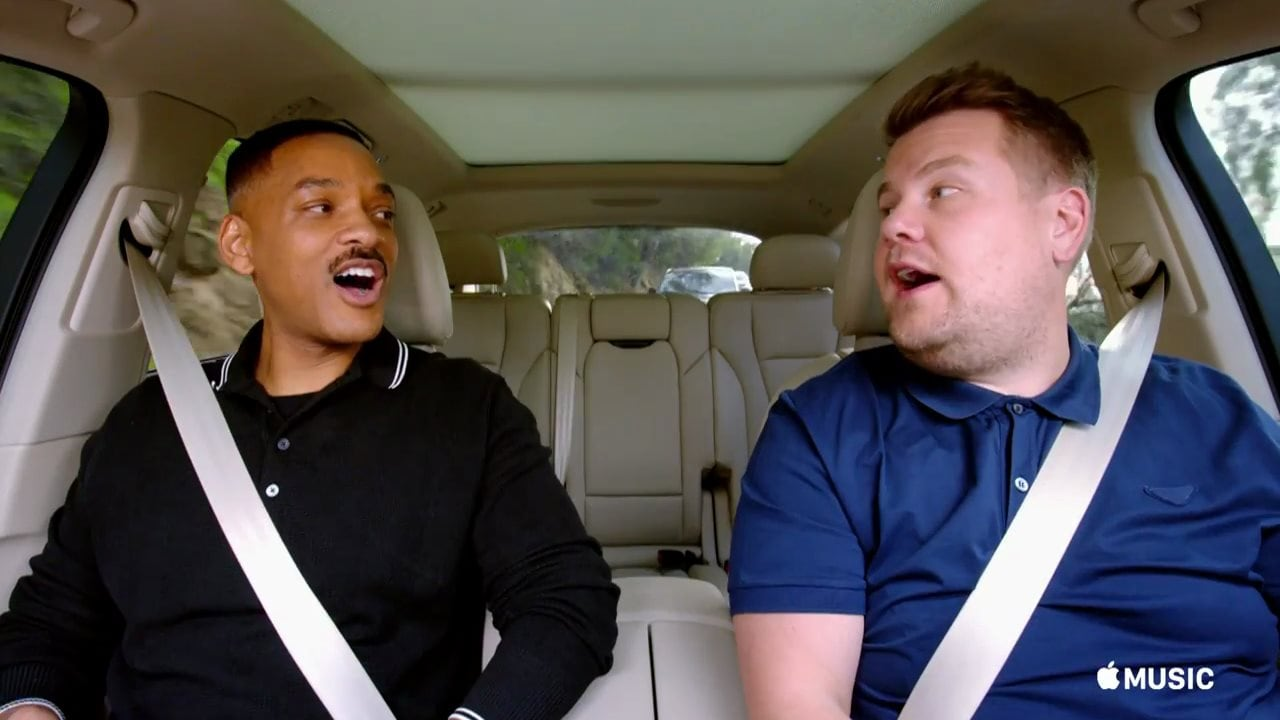 Apple Music Banks on Carpool Karaoke Fans Paying for Star Pairings