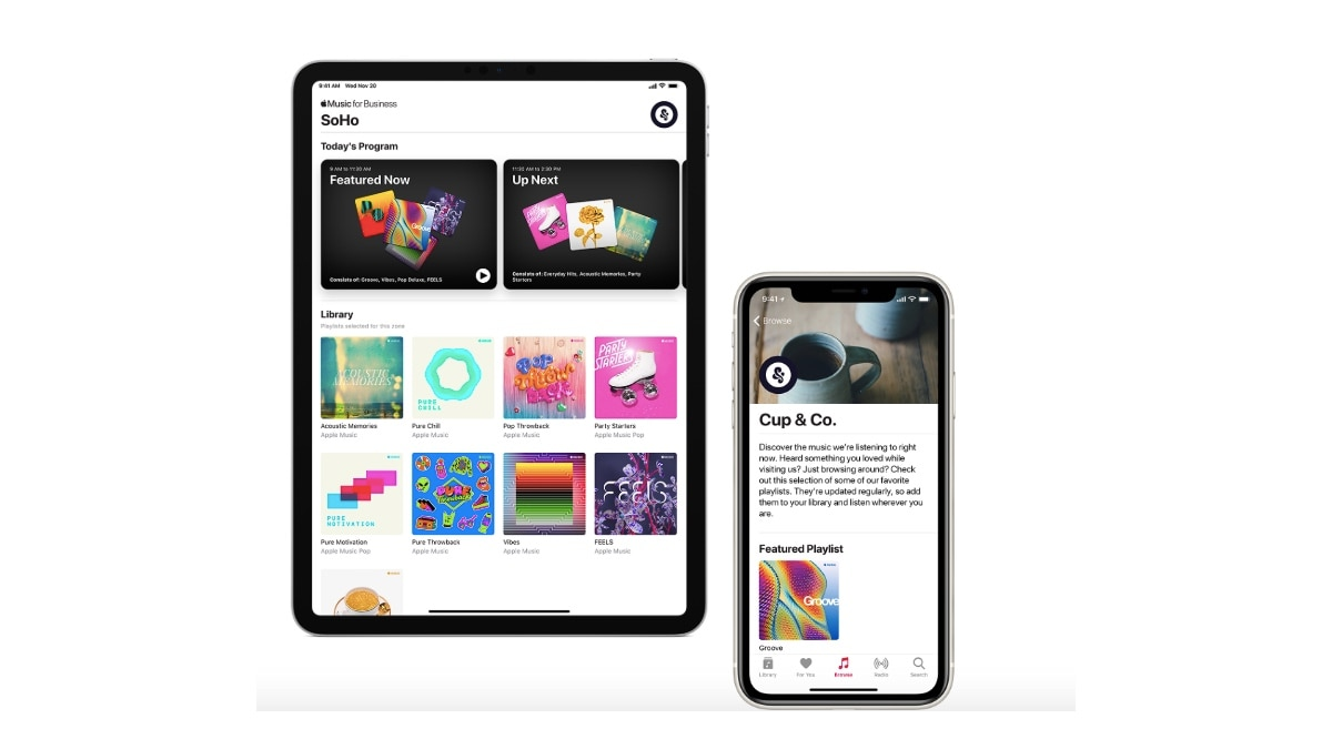 Apple Music for Business Launched, Gives Retailers Licensed Music and Curated Playlists for Their Stores