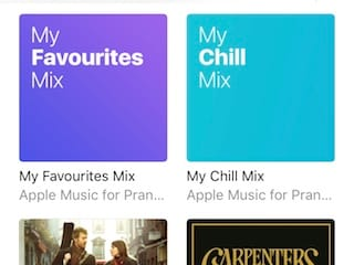 Apple Music Rolling Out My Chill Mix, a Playlist Tailored to Your Taste