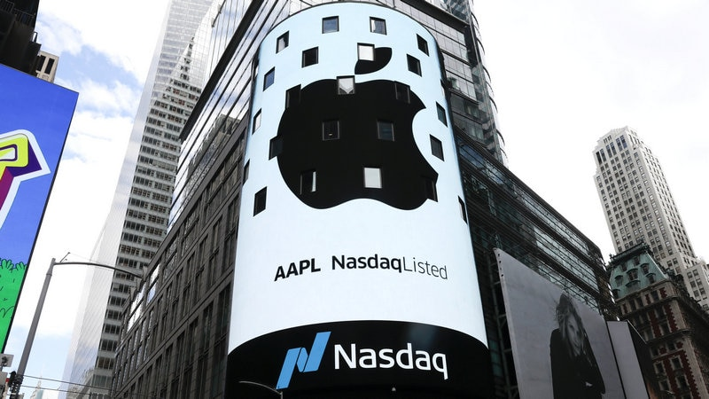 Apple Becomes First Company to Breach $1 Trillion Stock Market Valuation