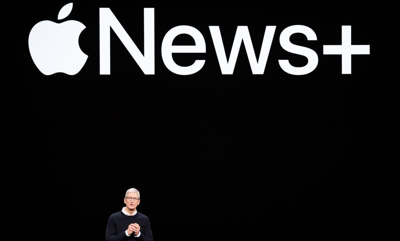 Apple News Plus Launched in UK, Australia