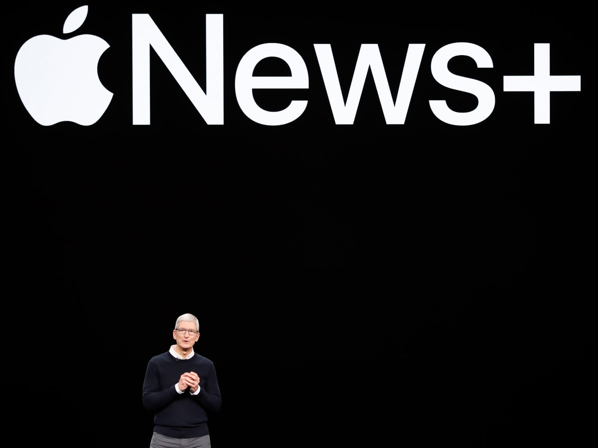 Apple sounds in a new era of services after a pivotal year
