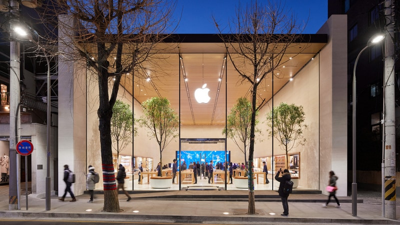 Apple to Invest in Eco-Friendly Aluminium Smelting Technology